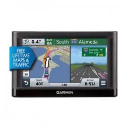 Автомобильный навигатор Garmin nuvi 55LMT