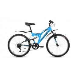 Велосипед ALTAIR MTB FS 24