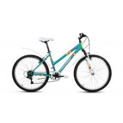 Велосипед Forward Iris 26 1.0 (2018)